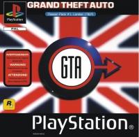 Grand Theft Auto London Box Art