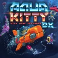 Aqua Kitty: Milk Mine Defender DX Box Art