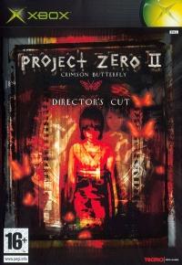 Project Zero II: Crimson Butterfly - Director's Cut Box Art