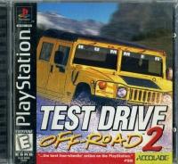 Test Drive Off-Road 2 Box Art