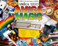 Amiga Technologies Amiga 1200 - Amiga Magic Box Art
