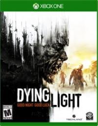 Dying Light Box Art