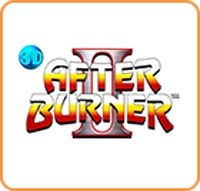 3D After Burner II Box Art