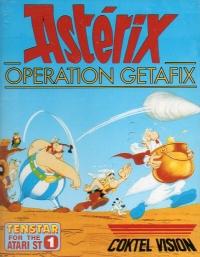 Astérix: Operation Getafix - Tenstar Box Art