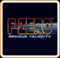F-Zero: Maximum Velocity Box Art