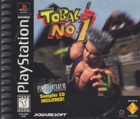 Tobal No.1 Box Art