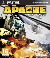 Apache: Air Assault Box Art