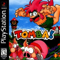 Tomba! Box Art