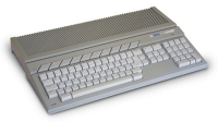 Atari 1040STfm Box Art