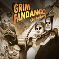 Grim Fandango Remastered Box Art