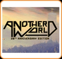 Another World: 20th Anniversary Edition Box Art