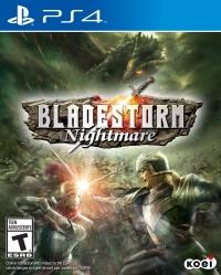 Bladestorm: Nightmare Box Art