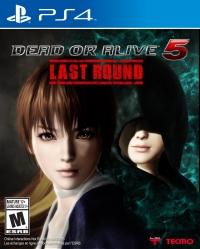 Dead or Alive 5: Last Round Box Art