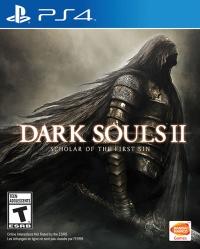 Dark Souls II: Scholar of the First Sin Box Art