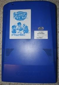 Super Puzzle Fighter II Turbo Box Art