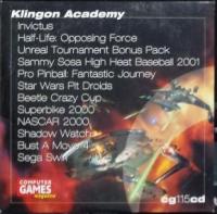 Computer Games CD 115 Box Art