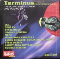 Computer Games CD 118 Box Art