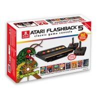 Atari Flashback 5 Box Art