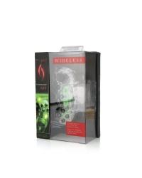 Afterglow green wireless controller Box Art