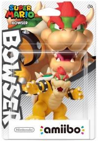 Bowser - Super Mario Box Art