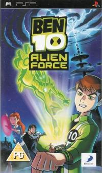 Ben 10: Alien Force Box Art