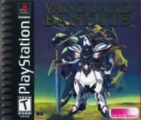 Vanguard Bandits (White Robot Disc Artwork) Box Art