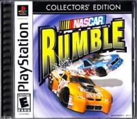 NASCAR Rumble - Collector's Edition Box Art
