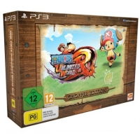One Piece Unlimited World Red: Chopper Edition Box Art