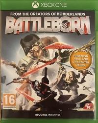 Battleborn Box Art