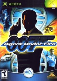 007: Agent Under Fire Box Art