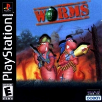 Worms Box Art