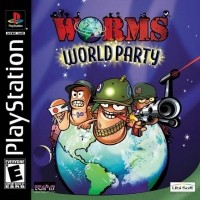 Worms World Party Box Art