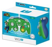 HORI Super Mario Battle Pad (Luigi) Box Art