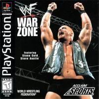 WWF War Zone Box Art