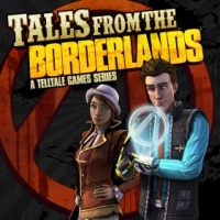 Tales From the Borderlands: A Telltale Games Series Box Art