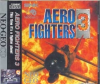 Aero Fighters 3 Box Art