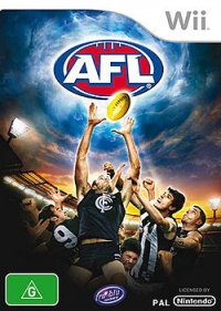 AFL Box Art