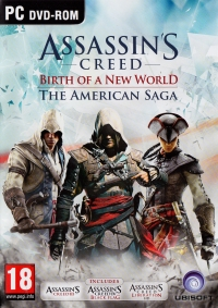 Assassin's Creed: Birth of a New World - The American Saga [FR][NL] Box Art