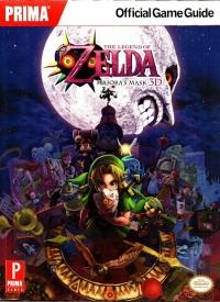 Legend of Zelda, The: Majora's Mask 3D - Prima Official Game Guide Box Art