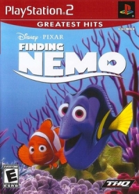 Disney/Pixar Finding Nemo - Greatest Hits Box Art