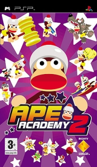 Ape Academy 2 Box Art