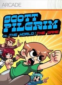Scott Pilgrim vs. the World: The Game Box Art