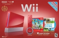 Nintendo Wii - 25th Anniversary Edition [NA] Box Art