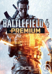 Battlefield 4: Premium Box Art