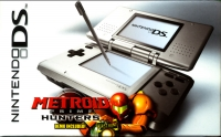 Nintendo DS - Metroid: Prime: Hunters: First Hunt [NA] Box Art