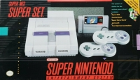 Super Nintendo Entertainment System - Super Set [NA] Box Art