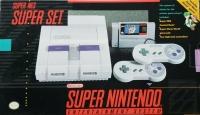 Nintendo Super NES Super Set - Super Mario World Box Art