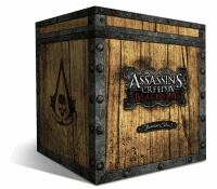 Assassin's Creed IV: Black Flag - Buccaneer Edition Box Art