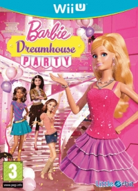 Barbie: Dreamhouse Party Box Art