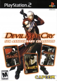 Devil May Cry - 5th Anniversary Collection Box Art